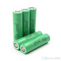2500mAh 18650Inr 25R M 18650 Batterie mit Lithium Batterie MSDS-Bericht - 2500mAh 20A wiederaufladbare Batterien für 18650 EZIG