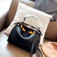 Натуральная кожа Crossbody сумки Качество женщин на ремне сумки Стиль Женская сумка Высокая Шоппинг Сумочка женская