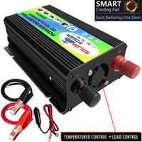 3000W Peaks Power Car Inverter solare DC12V a AC110V / 220V onda sinusoidale Converter domestica di campeggio esterna
