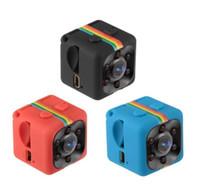 SQ11 Full HD 1080P للرؤية الليلية كاميرا الفيديو المحمولة مصغرة مايكرو الرياضة كاميرات فيديو مسجل كام dv كاميرا الفيديو (لا تشمل بطاقة TF)