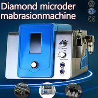 vide forte de poudre de cristal Peel microdermabrasion machine diamant dermabrasion machine cristal Micro dermabrasion pour la peau Soins du visage Clean
