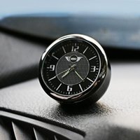Car Dashboard Clock Air- Outlet Clip Decoration Electronic Wa...