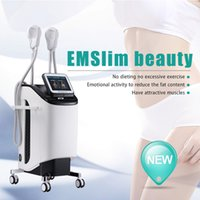 EMS Machine For Body Slimming High Intensity Electromagnetic...