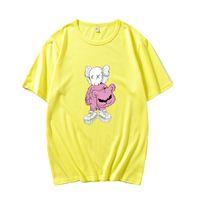 2020ss Camisetas Hombre Moda T verano camisa de Barrio Sésamo de mujer de marca camiseta unisex de las tapas de alta calidad