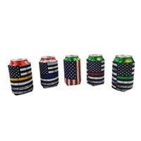 보호 냉각 120pcs 맥주 캔 소매 네오프렌 컬러 다채로운 인쇄 컵 커버를 들어 여름 캔 쿨러 콜라