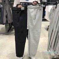 2020 мужчин дизайнер летние брюки классических спортивных трениках мужские брюки Ламинированные молния дизайн Материал верха Азии размер фитнес бегуны брюки