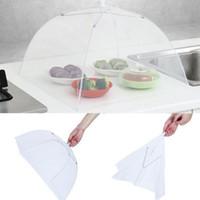 Pop-Up Maschensieb-Protect Lebensmittel Abdeckung Zelt Dome Net Regenschirm Picknick Lebensmittel Schutz Anti-Fliegen-Moskito Küche, das Werkzeug OOA8055
