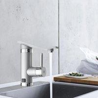3000W instantâneo Tankless Elétrico Água quente aquecedor torneira da cozinha instantâneo Aquecimento Tap