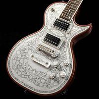 Personalizzato Zemaitis Casimere metallo Series Front C24MF MF chitarra elettrica naturale