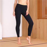 Женские брюки с высокой талией Йога Леггинсы тренажерный зал носить женские тренировки леггинсы леди йога брюки упругие девушки танцующие леггинсы