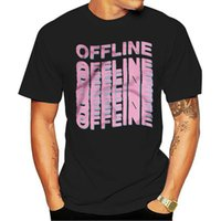 T-shirt da uomo T-shirt offline Camicia da donna T-shirt T-shirt Tumblr Instagram Tshirt T Vaporwave Estetico # 1499