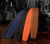 Diseñador de la hebilla del cinturón de la Gran Hombres Y Mujeres Cinturón Con tapa de la manera alta calidad del diseñador Cinturones de lujo de la marca H con la caja