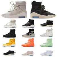 Nuove donne di arrivo Fear Of God String La questione di pallacanestro di marca scarpe moda atletica leggera formatori scarpe da tennis Dimensione Uomo US 12 EUR 46