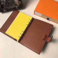 Titular Lazer clássico Notepad Moda cartão de identificação de crédito de alta qualidade Notebook de homens Top Negócios Livro Registro para homens e mulheres bolso