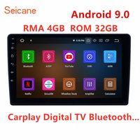 Seicane Carplay 4GB GPS راديو الروبوت 9.0 سيارة الوسائط المتعددة لاعب لعام 2011 2017 لادا جرانتا TV دعم مع بلوتوث الرقمية سيارة دي في دي مو PPh6 #