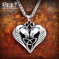 Beier 316L stainless steel Norse Vikings high quality Pendan...