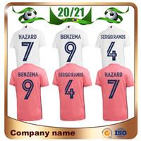 20/21 نسخة لاعب ريال مدريد 34th Campeones Soccer Jersey 19/20 بعيدا خطر Kroos Madric Ramos Shirt مارسيلو Asensio Isco Football Unifo