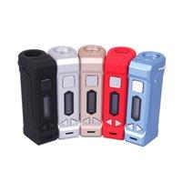 YOCAN UNI PRO Box Mod mod Preriscaldare la tensione della batteria regolabile E sigaretta adatta tutte le cartucce Carrelli con caricatore micro USB VV Battey