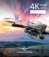 R8 4K HD Dual-Camer WIFI FPV faltbare Drone Spielzeug, Optical-Flow Lage, nehmen Foto von Gestik, Track-Flug, Auto-Follow, Altitude Hold 1pcs