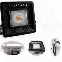 110-220V 30W 50W 100W LED proiettore bianco freddo bianco caldo ultra sottile Leggero esterna di via del LED di inondazione della lampada da parete della luce