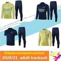 2020 2021 Arsen Hommes Soccer Jerseys Tracksuits Sportswear 20 21 Uniformes de formation Polo Maillot de Football Shirt Tracksuit
