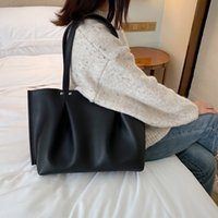 Autumn and winter single shoulder large bag for women 2020 n...
