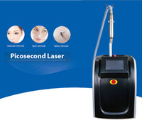new pico picosecond laser mark tatoo removal nd yag 755nm 532nm 1064nm laser machine for pigmentation
