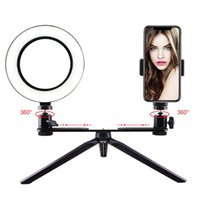 Factory 6. 3inch 16cm 3 Color Dimmable Ring Light Video LED B...