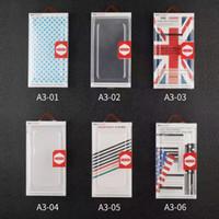 Universal PVC plastique vide emballage de détail Boîte d'emballage Insérez le papier carte pour 6 pouces iPhone 11 Pro 8 Plus Samsung S20 S9 S10 cas Huawei