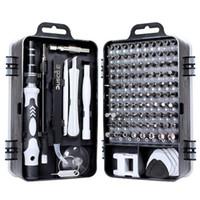 40 pezzi Attrezzo manuale Set 112 in 1 Set di cacciaviti cacciavite magnetico Bit Phone Tools Torx Multi mobile corredo di riparazione Elettronica