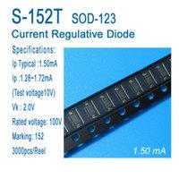 Постоянный ток диода, регулятор тока диода, CRD, S-152T, СОД-123, применяются к датчикам, измерительные приборы