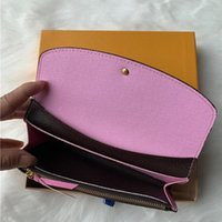 womens wallet leather wallet fashion single zipper up pocke ...