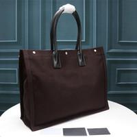 Femmes Rive Gauche Sac en achats sac de linge de mode de haute qualité Grand sacs de plage design de luxe sac de Voyage