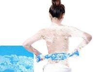 30 * 90 cm Salux Nylon Japanische Peeling Schönheit Haut Badewanne Dusche Waschtuch Handtuch Zurück Scrub Bath Pinsel Multi Colors 150 stücke