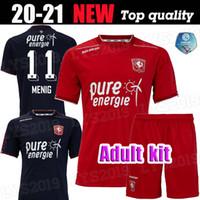 2020 2021 Twente Enschede FC Soccer Jerseys 20 21 Home Away Menig Selahi Aburjania Roemeratoe Homens Futebol Camisetas Maillot De Foot Camisetas