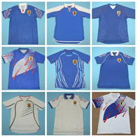 1994 1998 2002 Retro Giappone Vintage giapponese NAKATA maglia da calcio KAZU ATOM NAKAMURA MIYAMOTO TSUBASA SOMA KAWAGUCHI Football Shirt Kit