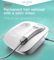2020 جديد المهنية ipl آلة إزالة الشعر الليزر المحمولة لنزع الشعر المحمولة مع اثنين من فلاش مصباح الموارد البشرية إزالة الشعر SR Rejunvenation