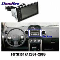 """سيارة الروبوت سيارة GPS 7 """"لxA المطعوم 2004-2006 راديو GPS خرائط نافي HD شاشة تعمل باللمس TV الوسائط المتعددة لا CD DVD CPNK #"""