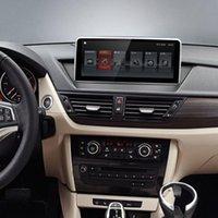 الصوت سيارة autoradio لاعب تحديد المواقع والملاحة لE84 X1 سلسلة 2009-2015 راديو مع نظام iDrive Px6 المعالج الروبوت 9.0 شاشة سيارة دي في دي bdVZ #