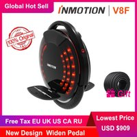 2020 Newest Original INMOTION V8F unicycle widen pedal built...