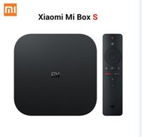 Xiaomi Mi TV Box S 4 Android 8.1 HD 4K QuadCore Bluetooth Smart 2 Go 8 Go H D MI WiFi SET UP mi Box S Media Player