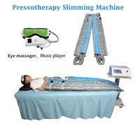 Minceur Couverture Fat Burn Drainage lymphatique Massage du corps de pression d'air Minceur Costume pressothérapie machine