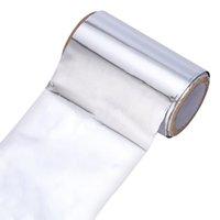 Papier en aluminium de salon Papier en aluminium Papier en aluminium 7.7 * 0.91cm Professional Perm Séparateur Séparer Coiffure Barber Fournitures de coiffure
