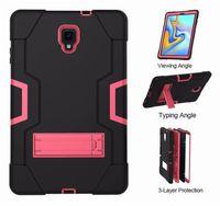 Чехол для Samsung Galaxy Tab A A2 +2018 10,5 дюйма T590 T595 T597 SM-T590 Обложка Funda Tablet Kids Safe противоударный Kickstand Shell