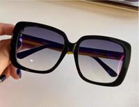 mens güneş gözlükleri erkek güneş kadın güneş gözlüğü moda stil gözlük 0713 Yeni en kaliteli kutusu ile gözler Gafas de sol lunettes de soleil korur