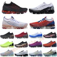 2.0 3.0 Sneakers Örgü 2.0 3.0 Erkek Kadın Ayakkabı Koşu Üçlü Siyah Beyaz CNY Tiger Gökkuşağı Spor Ayakkabı Fly