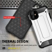 Case For iPhone 13 11 Pro Max XS XR X 8 Plus 7 6 6s 5s SE 2 2020 12 Mini Cover Case Armor Silicone Shockproof Hard Phone Back Coque