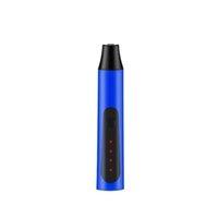 Highend Delta Herbal Vaporizer 2200mAh Dry Herb Vape Pen Starter Kit with 3 Levels Adjustable Temperature Portable Dab Pen Free Shipping