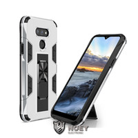 Кузнечный чехол для LG Harmony 4 Stylo 6 Aristo 5 Moto G Stylus E 2020 Protector Case Case с держателем звонка Noey