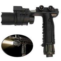 Tactical SF Lanterna M910A VERTICAL Foregrip WEAPENLIGHT (com letras) Airsoft ex202 Luz